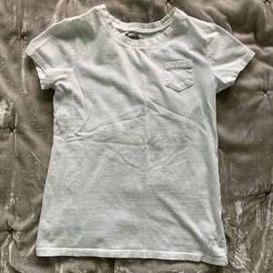 Girls Old Navy Pocket Tee Shirt